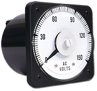 LS110_2013 Switchboard Volt meter