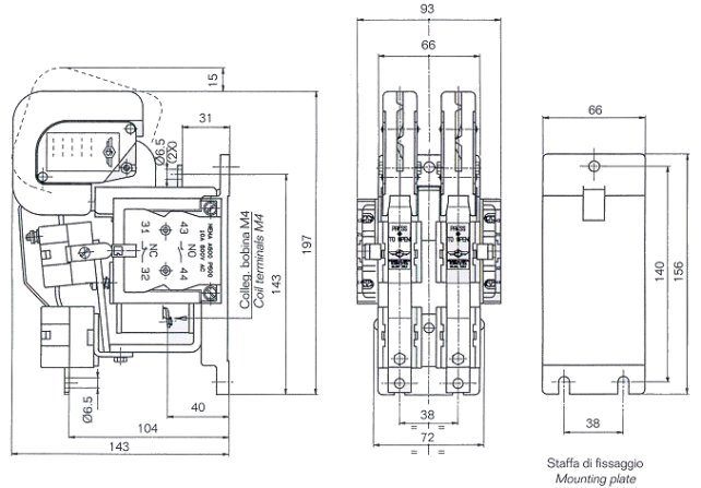 overall dimensions lths 60 2p