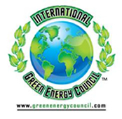 PC&S is a Memeber of the Ineternational Green Energy Council