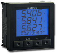 Multitek MultiPower M850-LCD AC Meter