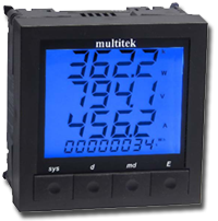MultiPower M850-LDD DC Meter